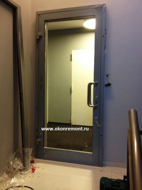 Изготовление пластиковых и алюминиевых дверей - ремонт окон:.